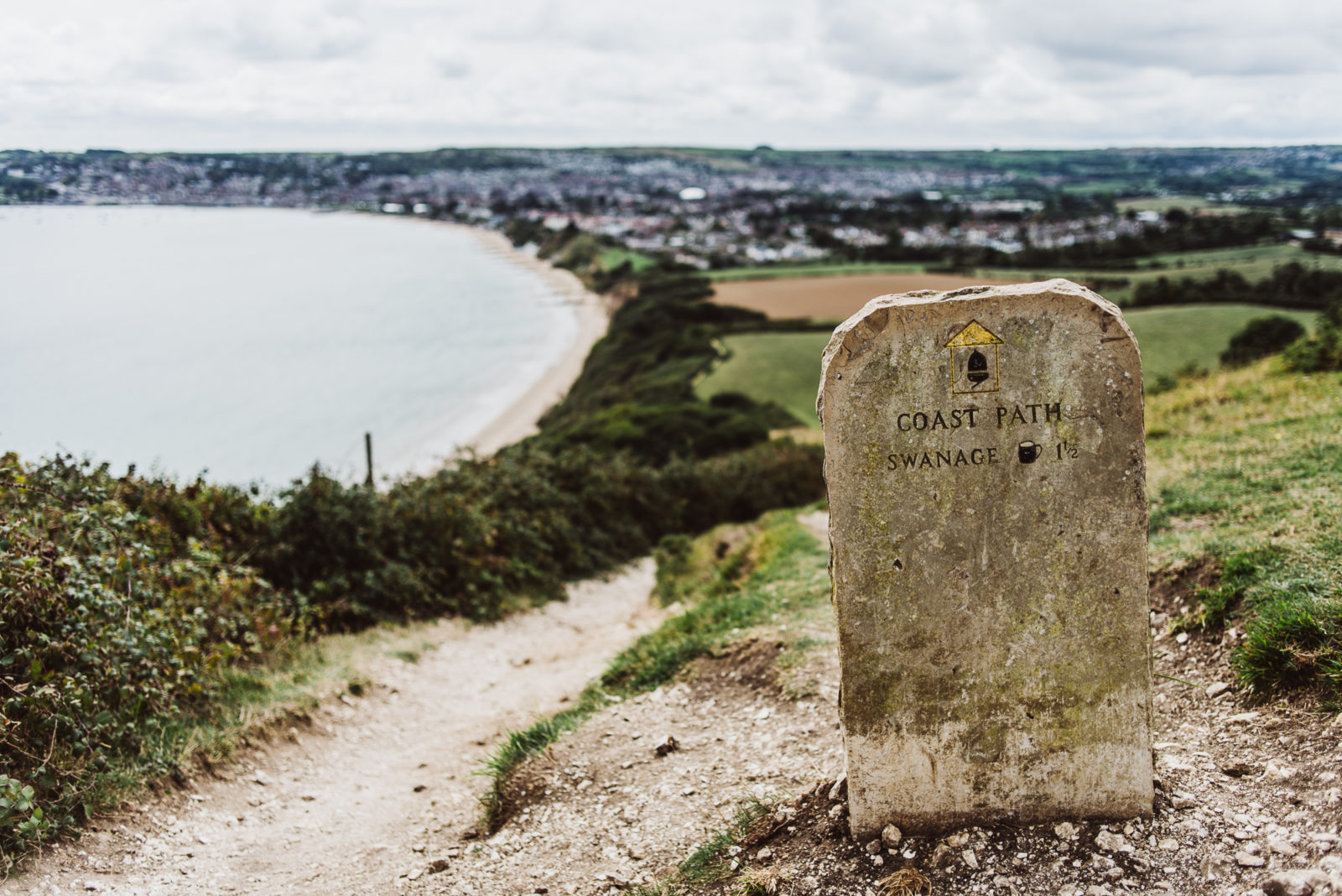 Coastpath to Swanage