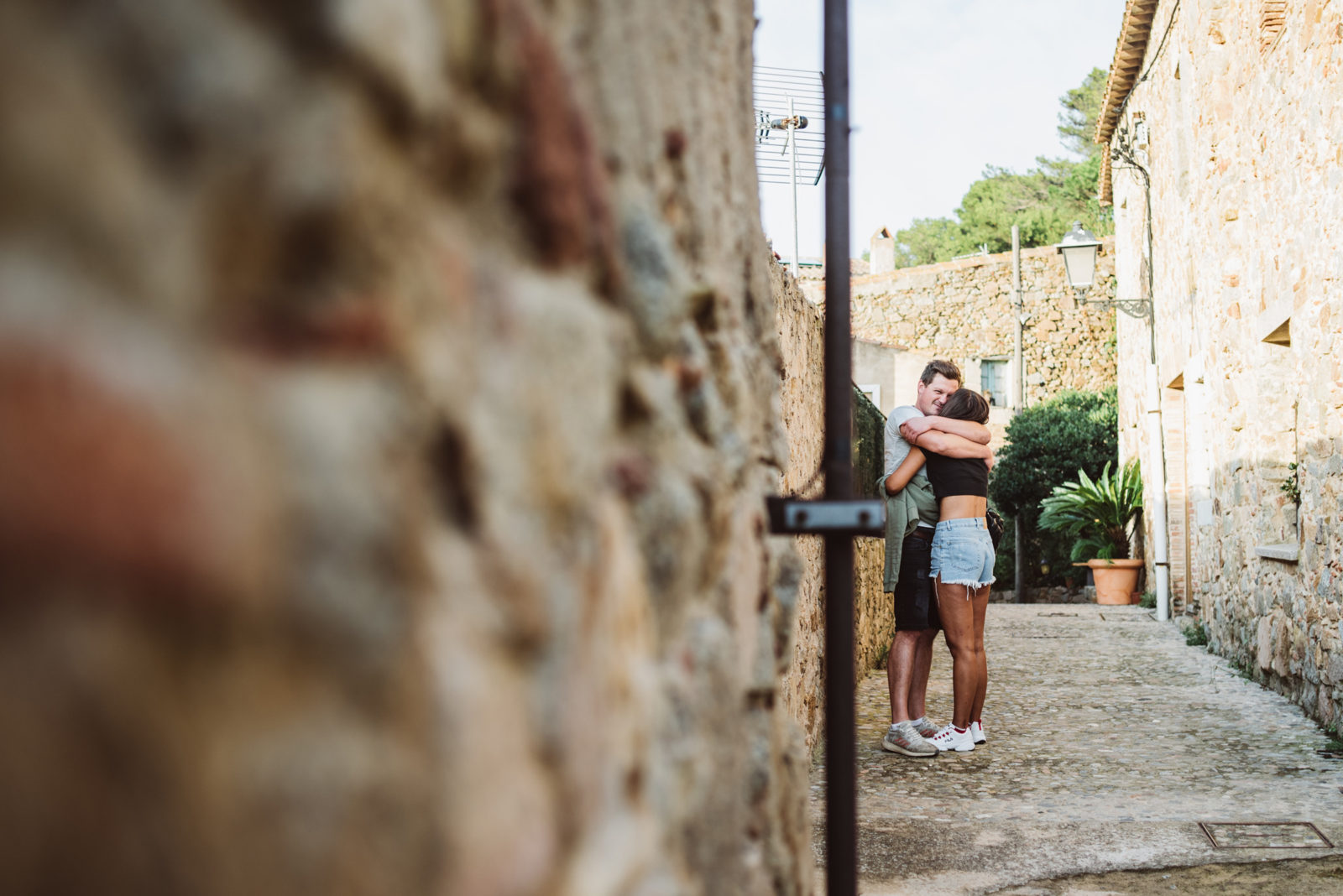 kerstin maier photography paar shoot in spanien - selina + hannes