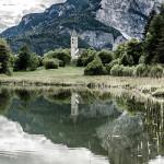 Kirche am Fennberger See